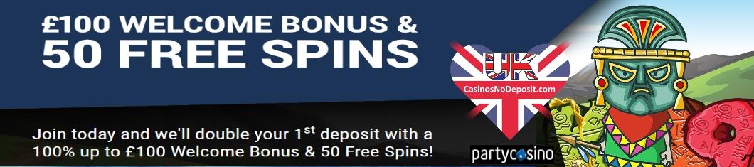 Casino Free Bonus No Deposit Uk
